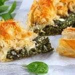 Tortino di spinaci, ein rustikales Rezept für die ganze Familie