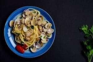 Spaghetti-mit-Venusmuscheln