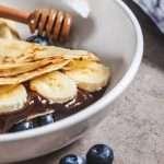 Crêpes alla Nutella: einfacher und leckerer Snack
