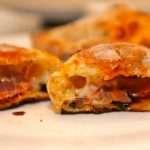 Mini Calzoni al Forno: leckeres Aperitif für Zuhause