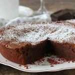 Torta Tenerina Rezept: ein typisches Dessert der Stadt Ferrara